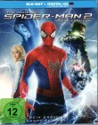 THE AMAZING SPIDER-MAN 2 Rise of Electro BLU-RAY Marvel Hit