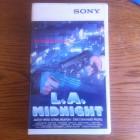 L.A. Midnight, VHS, Sony