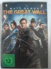 The Great Wall - Monster an Chinesische Mauer - Matt Damon