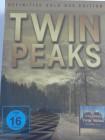 Twin Peaks Gold Box - komplette TV Serie - Kyle MacLachlan,
