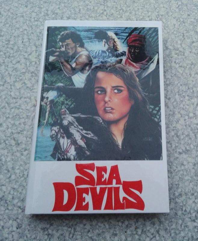 Sea Devils - Limitierte große Blu-Ray  Hartbox (UNCUT) RAR