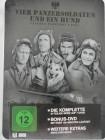 Vier Panzersoldaten und ein Hund - Silver Edition 8 DVDs