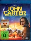 JOHN CARTER Zwischen zwei Welten - Blu-ray Disney SciFi Hit