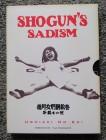 Shogun's Sadism Oxen Split UNCUT NL DVD