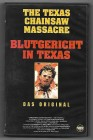 The Texas Chainsaw Massacre, BLUTGERICHT IN TEXAS, Vhs