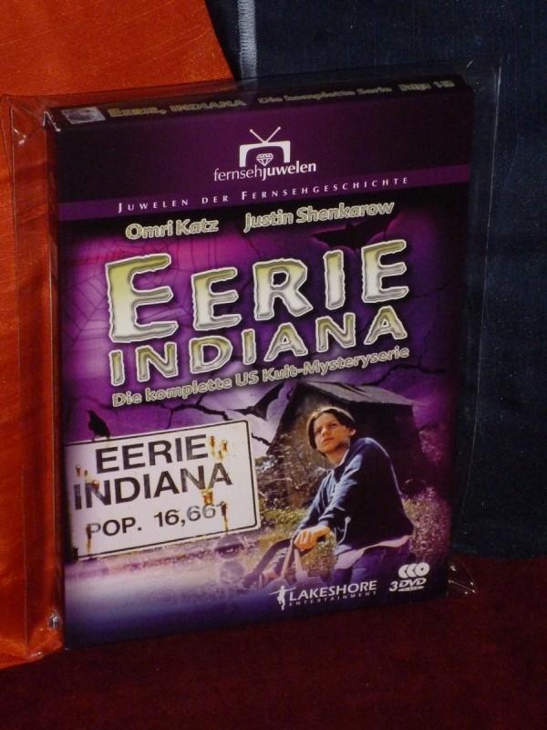 Eerie Indiana (1991) Fernsehjuwelen [Kompl. Serie 3xDVD]
