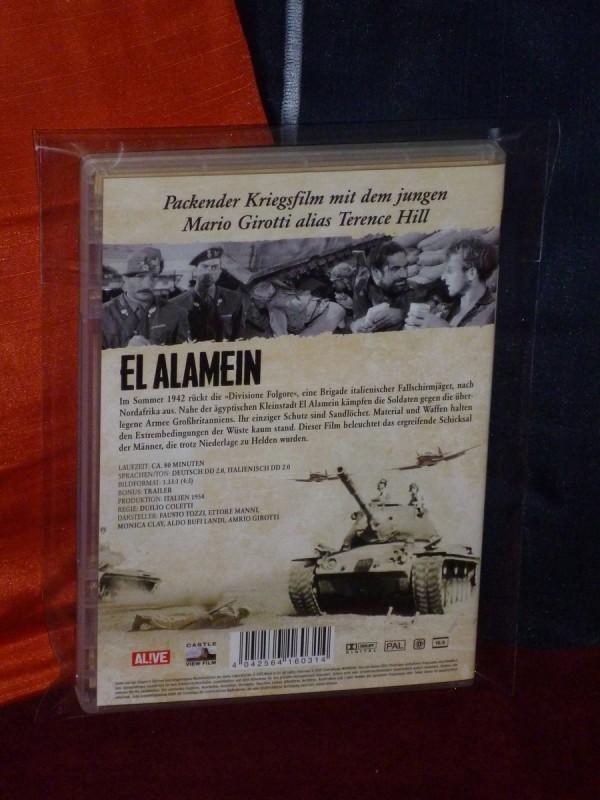 El Alamein (1954) Alive - Castle View Film