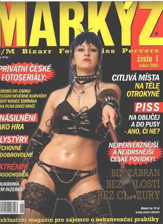MARKYZ CZ 1 / 2001
