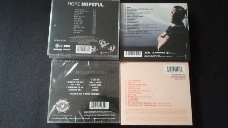 20-teiliges CD / Musikpaket - Nr. 2