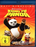 KUNG FU PANDA Blu-ray - Animation Hit Dreamworks