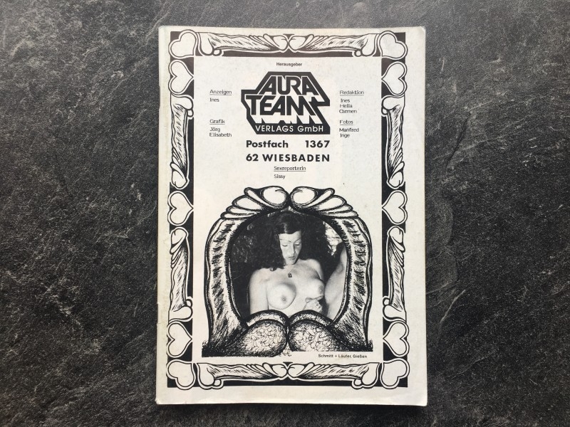 Aura ___ 70er / 80er Jahre  ___________________17