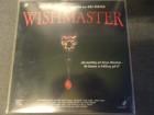Laser Disc PAL Wes Craven Wishmaster 1