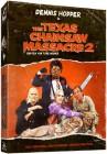 Texas Chainsaw Massacre 2 Digipak Blu Ray NEU/OVP UNCUT