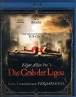 DAS GRAB DER LIGEIA Blu-ray - Edgar Allan Poe Mystery Horror