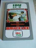 Die Zwillingsbrüder von Bruce Lee (große Buchbox, limitiert)