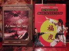 A Chinese Tall Story & Das Todeslied des Shaolin UNCUT OVP