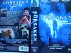 The Forsaken ... Kerr Smith, Brendan Fehr  ...  VHS  FSK 18
