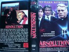 Absolution ... Richard Burton  ... VHS ... FSK 18