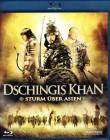 DSCHINGIS KHAN Sturm über Asien - Blu-ray Monumental Epos