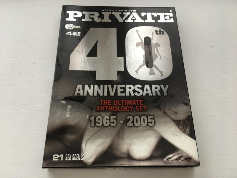 PRIVATE 40th Anniversary 1965 - 2005 __ Sammleredition __ L