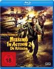 Missing in Action 2 (NSM) [Blu-ray] (deutsch/uncut) NEU+OVP