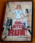 3x Run! Bitch Run! - Unrated DVD