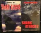 Shark Attack 1-2 - Dvd - Hartbox *Wie neu*