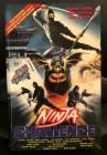 Ninja Challenge - Dvd - Hartbox *Wie neu*