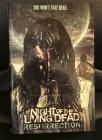 Night of the living dead resur - Bluray - Hartbox *Wie neu*