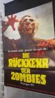 Die Rückkehr der Zombies / Org.Plakat A1