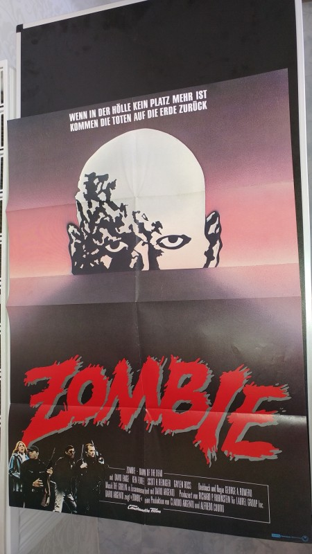 ZOMBIE - Dawn of the Dead / Org.Plakat A1