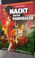 Nackt unter Kannibalen / Org.Plakat A1