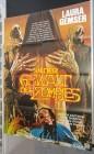 In der Gewalt der Zombies / Org.Plakat A1