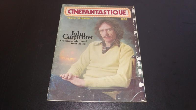 CINEFANTASTIQUE - John Carpenter