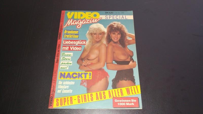 VIDEO MAGAZIN SPECIAL - 3/85