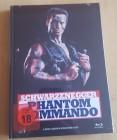 Phantom Kommando - Mediabook - Cover  A - Blu - ray