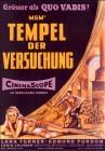 TEMPEL DER VERSUCHUNG  Abenteuer 1955