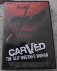Carved - The Slit Mouthed Woman * Strong Uncut Ed. *** DVD