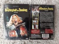 Geisterstadt der Zombies - kleine Hartbox - XT Video - DVD