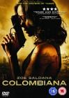 Colombiana, Zoe Saldana, DVD neuwertig, Topzustand