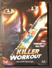Killer Workout (aka Aerobicide) - Blu Ray - Mediabook