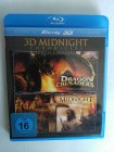 3D MIDNIGHT CHRONICLES - DOUBLE FEATURE -  BLU RAY - FSK 16