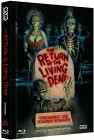 The Return of the Living Dead - Mediabook A (Blu Ray+DVD)NSM