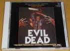 Evil Dead & Evil Dead 2 Japan OST Soundtrack-CD
