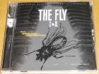 The Fly & The Fly 2 (Die Fliege) Japan OST Soundtrack-CD