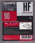 SONY HF 90 min Musikkassette 1 Stück Neu +OVP