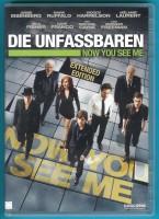 Die Unfassbaren - Now you see me DVD Michael Caine f. NEUW