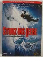 Sturz ins Leere - 2 DVD Set - Bergsteiger Drama in den Anden