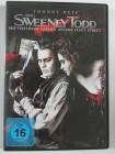 Sweeney Todd - Der teuflische Barbier - Johnny Depp, Rickman