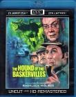 DER HUND VON BASKERVILLE Blu-ray - Sherlock Holmes 1983